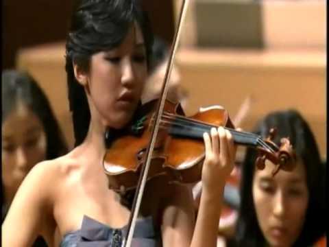 Fabiola Kim(Violin) B. Bartók - Violin Concerto No.2 Mov. 1