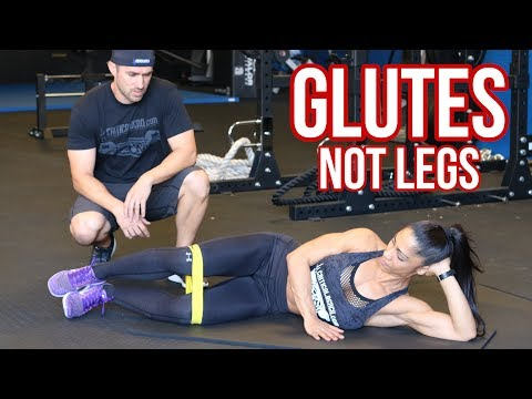 Thumbnail: Grow Glutes Not Legs - Here's How!