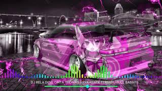 Download Lagu DJ WALAU PUN TERBENTANG JARAK DI ANTARA KITA (THOMAS) - REMIX FULL BASS TERBARU 2019 mp3