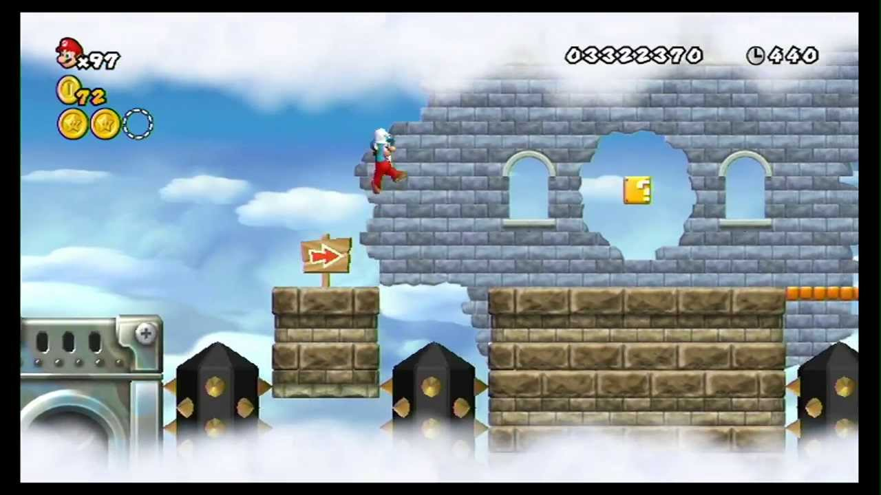 Super Mario™ 3D World - Nintendo