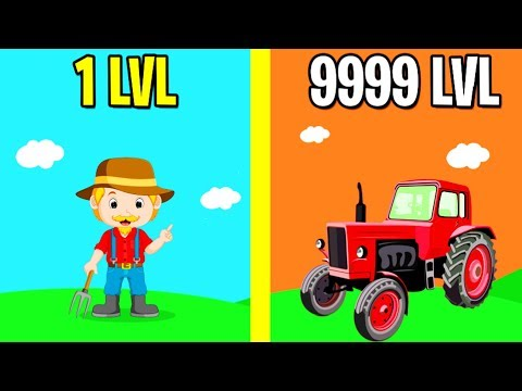 Farmers.io ALL LEVELS! NEW GAME FARMERS.IO WORLD RECORD!