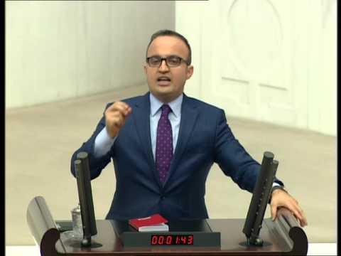 AK Parti Grup Başkanvekili Bülent Turan, Meclis Başkanvekili Pervin Buldan'ı Kınadı