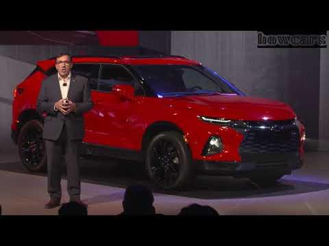 2019 Chevrolet Blazer Full Review / Interior and exteriorhowcars