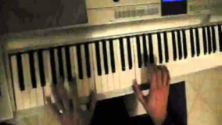 Efrain playing Keys to Imagination by Yanni