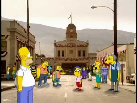 Burger King The Simpsons Movie World Domination 2007 Usa Youtube