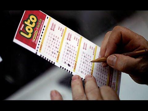 Números del loto y ganador