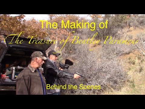 "The Making of ""The Treasure of Bentley Paramour Movie"""