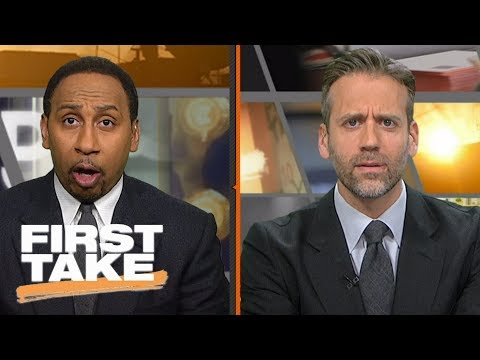 Stephen A. and Max debate Packers' future after loss to Lions on MNF | First Take | ESPN