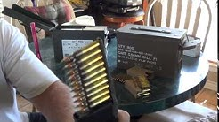 Loading Stripper Clips of 5 56 Ammo Into Magazines - Clip vs Magazine