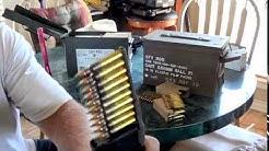 Loading Stripper Clips of 5 56 Ammo Into Magazines - Clip vs Magazine