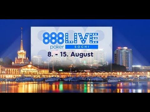 888 Live Sochi, Main Event Final Day