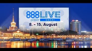 888 Live Sochi, Main Event Final Day