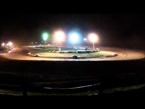 Clinton County Raceway - 305 Sprint Race