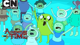 Adventure Time | Strange Clouds | Cartoon Network