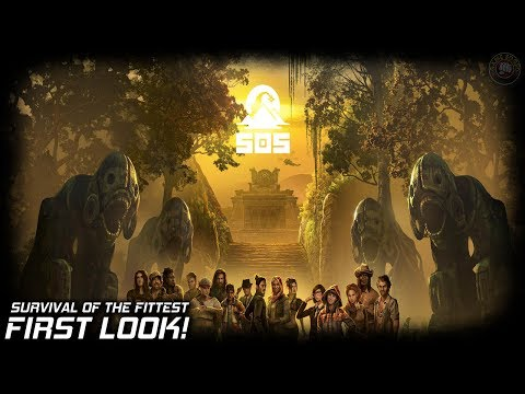 SOS The Ultimate Escape | First Look | EP1 | Live Stream SOS The Ultimate Escape Gameplay
