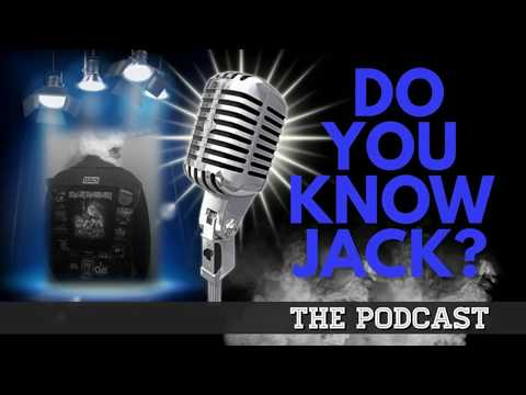 Pat Travers on DO YOU KNOW JACK: THE PODCAST (sept 3/2019)