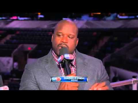 Inside the NBA  Matt Bonner Analysis   Thunder vs Spurs   Game 5   NBA Playoffs 2014