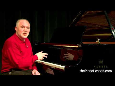 Major Scale Fingering Rules for the Piano Player