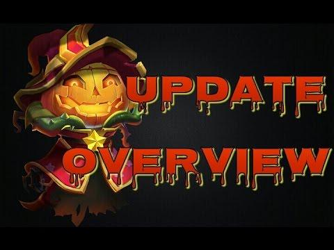 Castle Clash Update Overview!