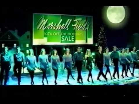 Marshall Fields Christmas Commercial 2003