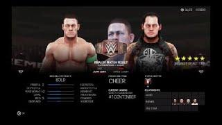 WWE 2K19 John Cena Vs Baron Corbin Universal Championship Extreme Rules