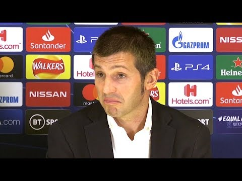 Chelsea 0-1 Valencia - Albert Celades Full Post Match Press Conference - Champions League