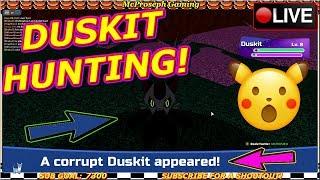 Hunting Duskit and Gleamings | Roblox Loomian Legacy