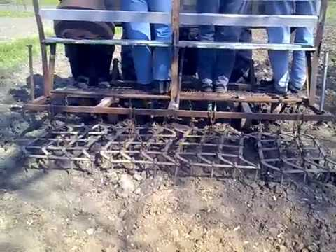 Фреза для мини трактора Беларус 132Н