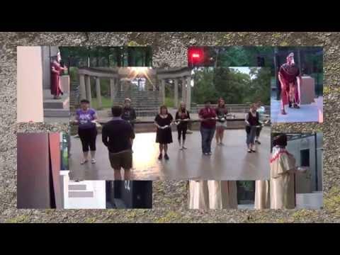 "Greek Tragedy ""The Suppliants"" 30 Min Documentary"