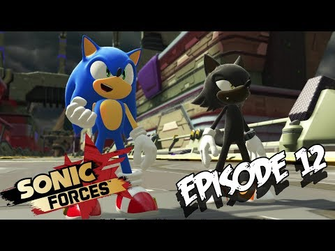 Sonic Forces (Gameplay) Episode 12 - I Hate Platforms