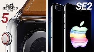 Apple Watch Series 5 Leak, Apple TV 6 Coming & iPhone SE 2 Rumors!