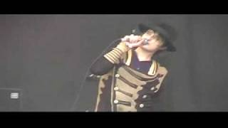 Peter Doherty Live at Glastonbury 2009