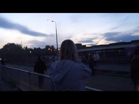 Salford Shopping City Riot