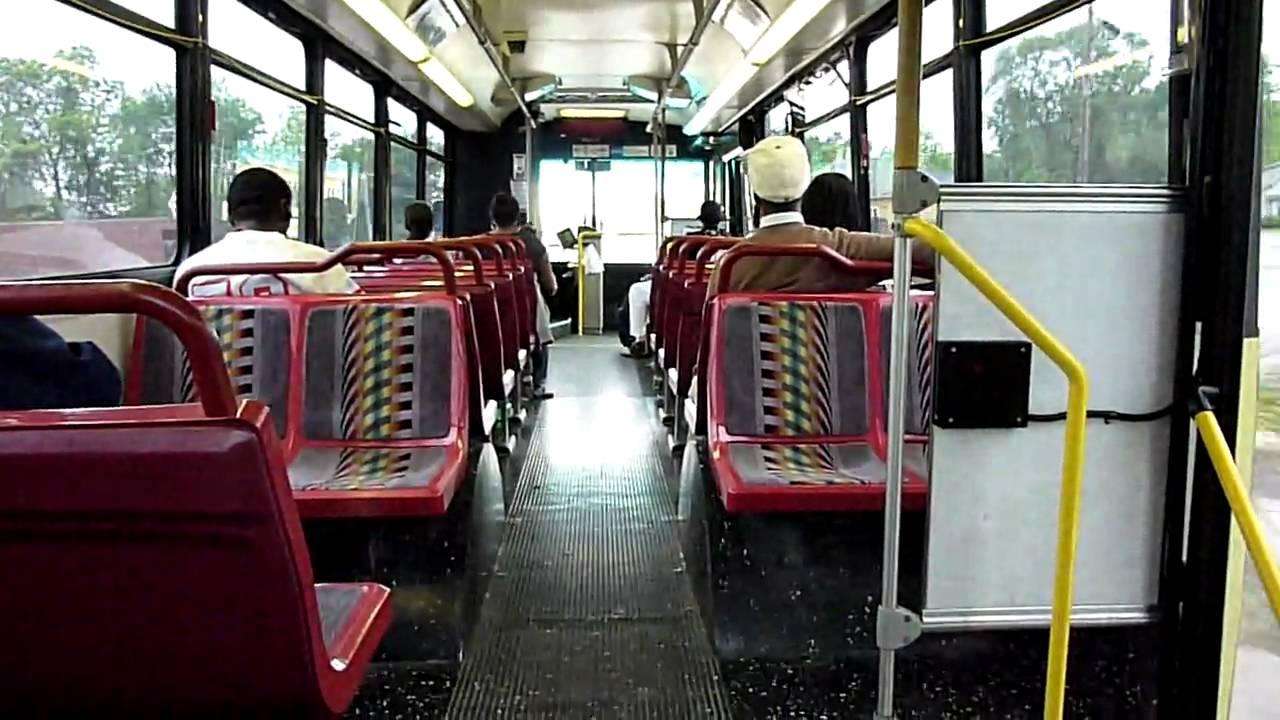 Greater Dayton Regional Transit Authority Rta 9830 Youtube