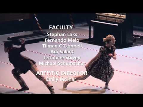 Summer Dance Residencies: The Creative Gesture