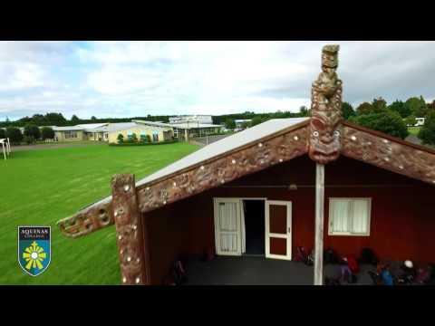 Aquinas College | Tauranga | Aerial Flyover