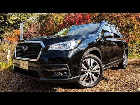 2019 Subaru Ascent Touring Review | Chicago News
