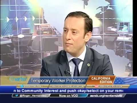 California Edition Interview with CA Asm. Roger Hernandez, 458IRW2