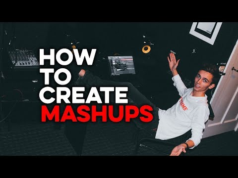 HOW TO CREATE MASHUPS || WEDAMNZ TUTORIAL