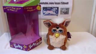 Unboxing a 90s Furby