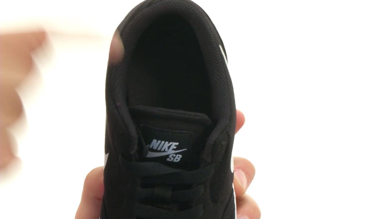 reputable site 29ffb 859a4 Nike SB Kids Check Canvas (Big Kid) SKU  8807350