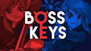 the legend of zelda oracle of ages and seasons dungeon design   boss keys