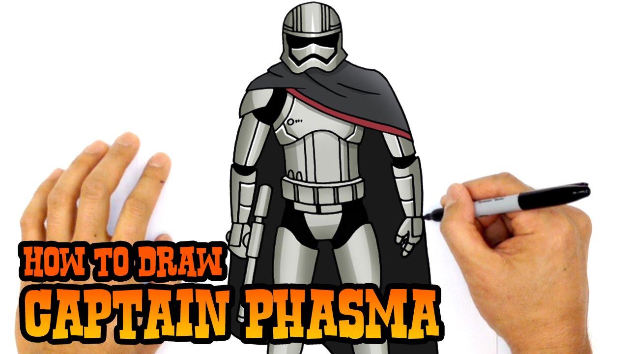 Star Wars Captain Pasma