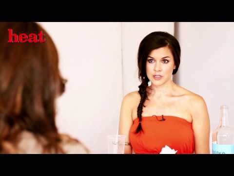 Imogen Thomas interviewed about super injunction and footballers by heat (extended version)