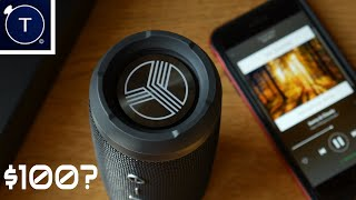 Best Bluetooth Speaker Under $100 - TREBLAB HD77 Review