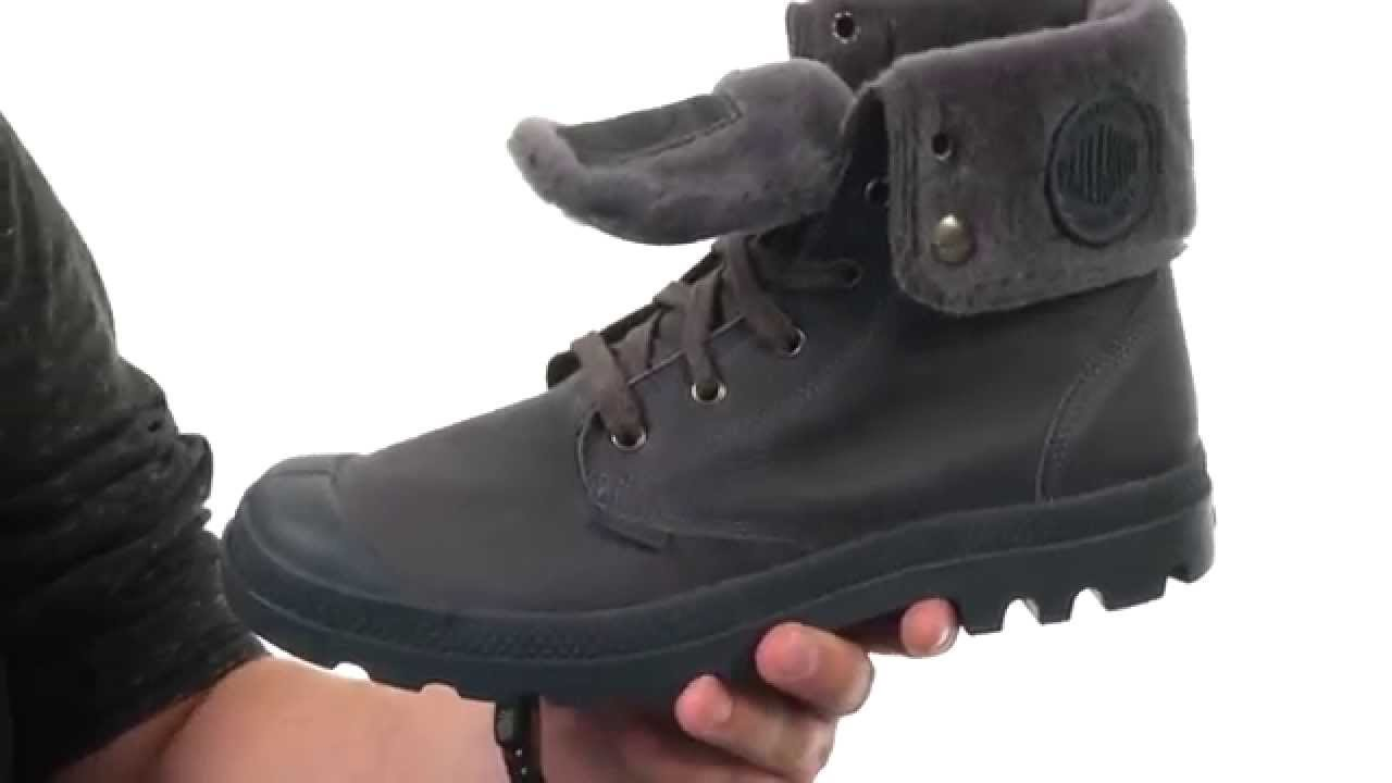 a6e218d51a1 Palladium Baggy Leather Gusset S SKU:8572161