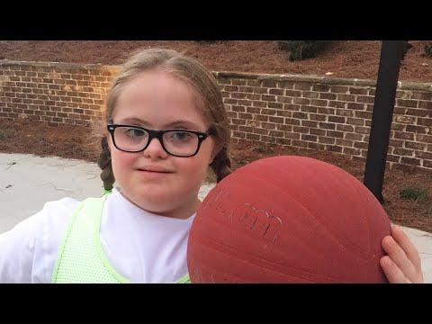 Sarah Plays Basketball