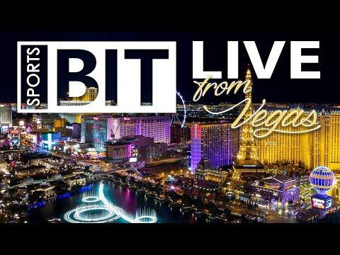 Sports BIT   LIVE from Las Vegas w/ Teddy Covers