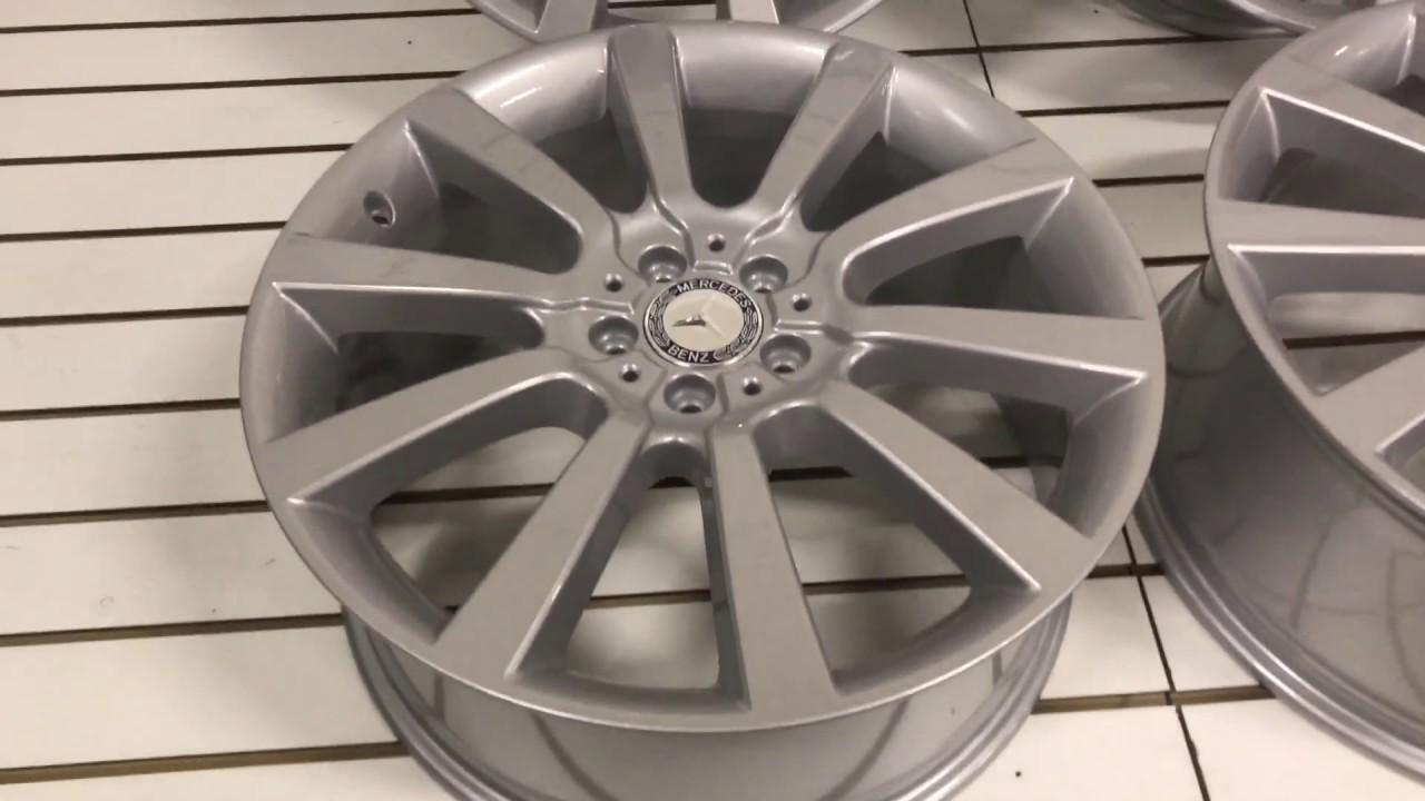 Диск тормозной задний Мерседес Спринтер DB509-518 (спарка), VW .