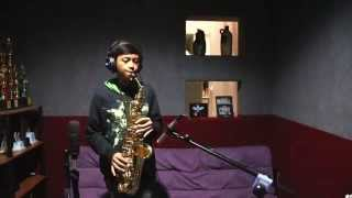Indonesia Pusaka - Alto Saxophone by Kasyfi Kalyasyena (12+ y.o.)